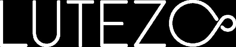 Logo Lutezo, cabinet d'ingénierie spécialisé en transformation numérique - fond blanc